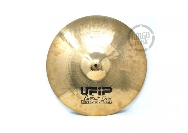 "Ufip Class Brilliant Series Ride 20"" piatto cymbal CS-20B"