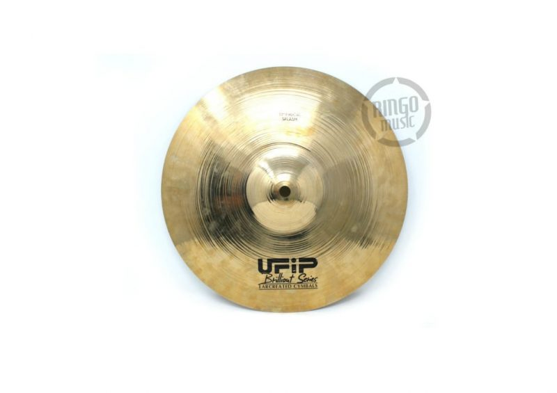 Ufip Class Brilliant Series Splash 12 Piatto Cymbal Selezione CS-12B
