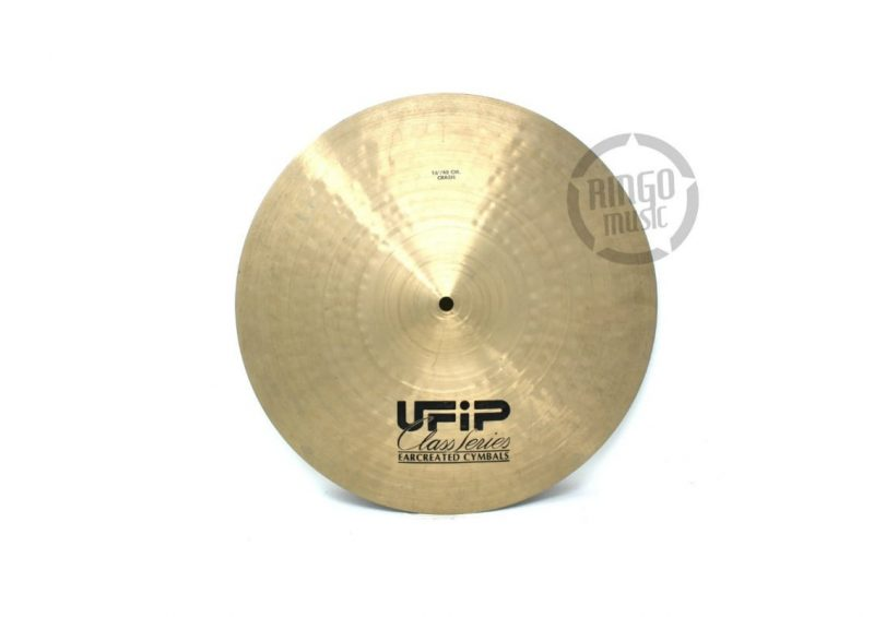 Ufip Class Series Light Crash 16 Piatto Cymbal Selezione CS-16L