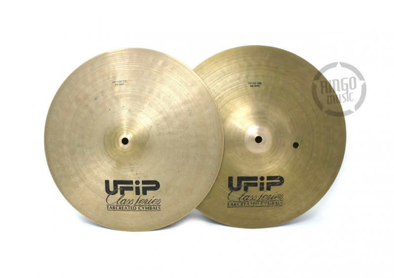 Ufip Class Series Light Hi-hat 14 piatti piatto cymbal cymbals CS-14HH