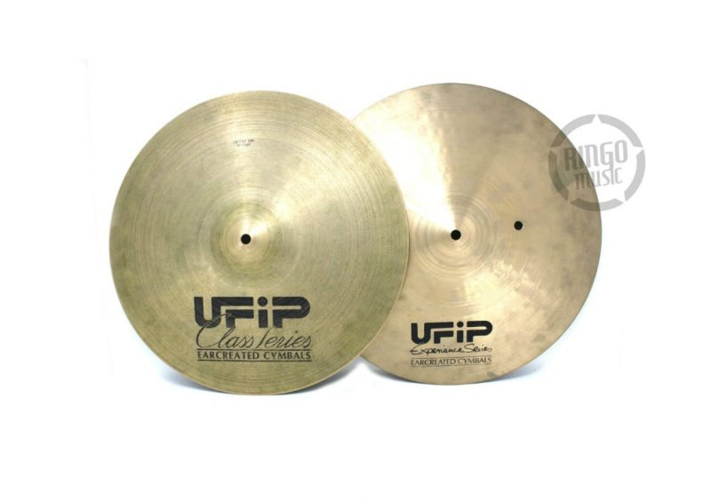 Ufip Class Series Light Hi-hat 16 piatti piatto cymbal cymbals CS-16LHH