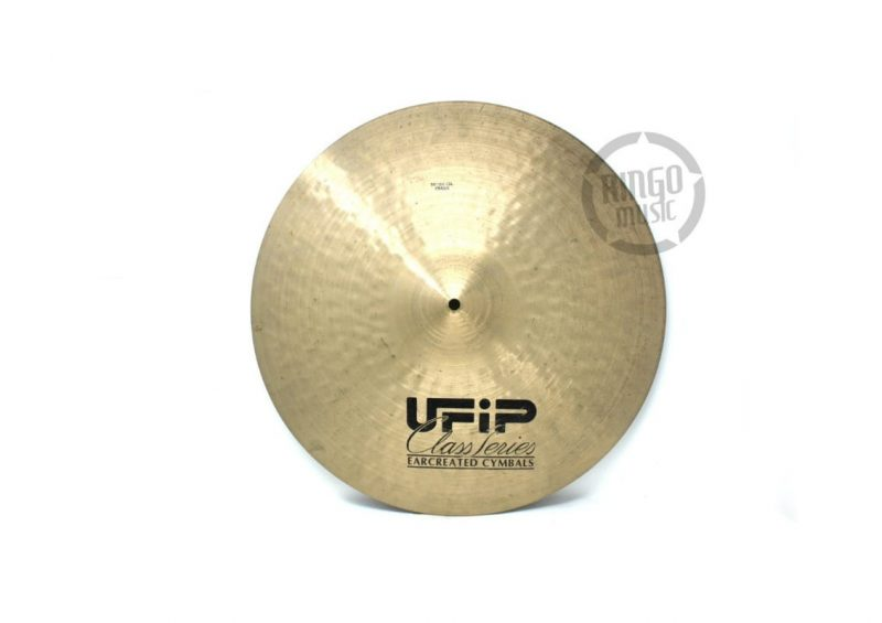Ufip Class Series Medium Crash 20 piatti piatto cymbal cymbals CS-20M