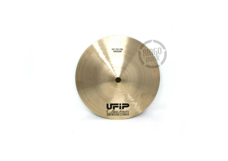 Ufip Class Series Splash Light 8 Piatto Cymbal Selezione CS-08L
