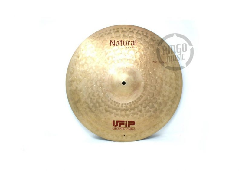 Ufip Crash Natural Series Crash 19 piatti piatto cymbal cymbals NS-19