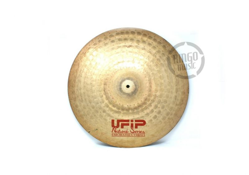 Ufip Crash Natural Series Ride Light 22 piatti piatto cymbal cymbals NS-22LR