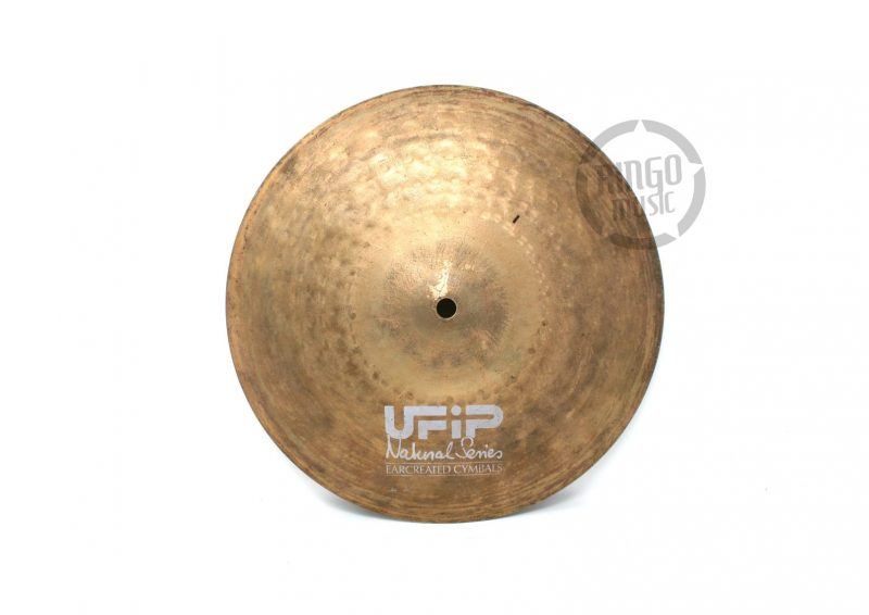 Ufip Crash Natural Series Splash 12 piatti piatto cymbal cymbals NS-12