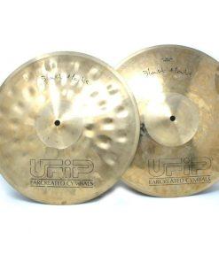 Ufip Experience Series Blast 15 Hi-hat Hats Charleston Piatto Cymbal Selezione ES-15BTH