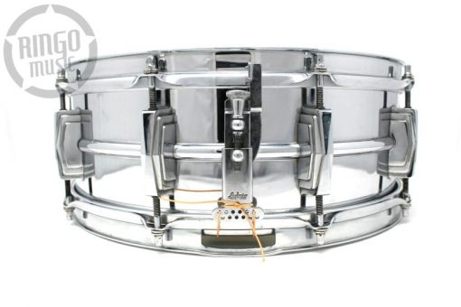 """Ludwig Supraphonic LM400 14x5"""" Vintage 1963 snare snaredrum rullante drumsnare"""