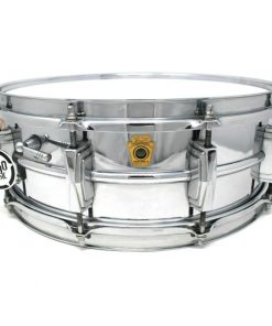 "Ludwig Supraphonic LM400 14x5"" Vintage 1963 snare snaredrum rullante drumsnare"