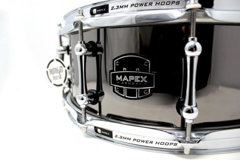 Mapex Armory Tomahawk 14x5,5 Steel ARST4551CEB snare snaredrum drums drum rullante