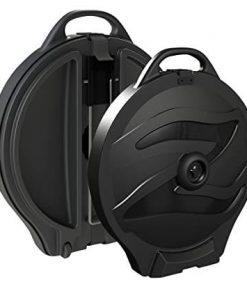 Zildjian Custodia Rigida Piatti Rolling Cymbal Vault 24 Cymbals Case Trolley Wheels Ruote