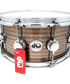 Dw Drum Workshop Vintage Copper Over Steel 14x6,5 Drums Rame Acciaio Rullante Batteria
