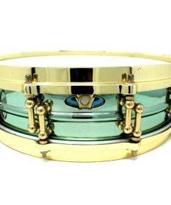 Ludwig Signature Carl Palmer Venus Brass Ottone 14x3,7 LW0414CP Snare Drumsnare Snaredrum Rullante