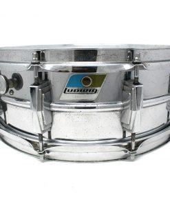 Ludwig Supraphonic LM400 14x5 Aluminum Vintage 1969 Drum Drums Snaredrum Drumsnare Rullante