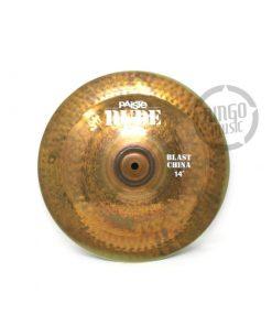 Paiste Rude Blast China 14 cymbal cymbals piatto piatti
