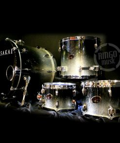 Sakae Almighty Birch Japan Rider Sparkle AB28MKF Drum Drums Drumset Batteria