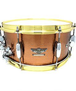 Tama Star Tama Star Reserve Hammered Copper 14x6,5 Drum Drums Snaredrum Snare TCS1465H Rullante