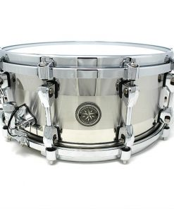 Tama Starphonic Stainless Steel Acciaio Inox Drum Drums Snaredrum Snare 14x6 PSS146 Rullante