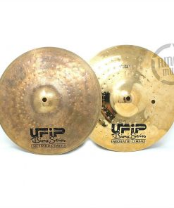 Ufip Bionic Hi-hat 13 Cymbal Cymbals Hats Charleston Piatto Piatti