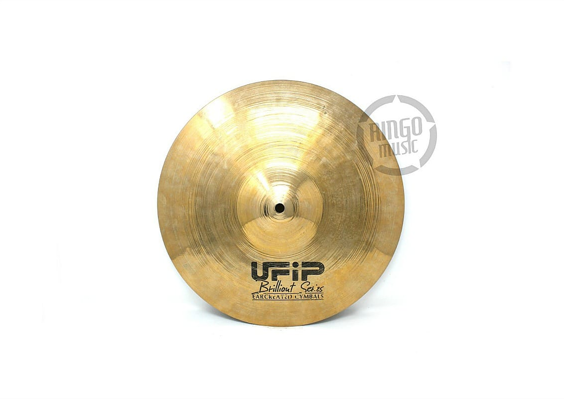 Ufip Brilliant Crash 14 Cymbal Cymbals Piatto Piatti