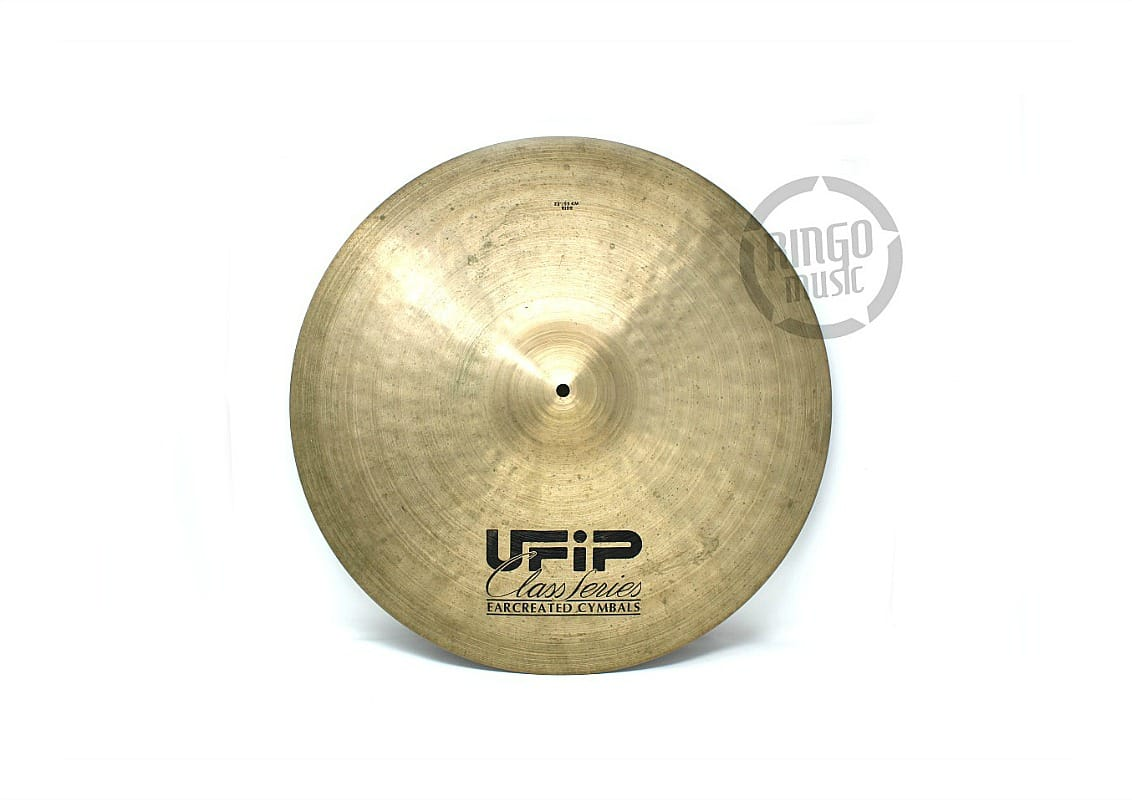 Ufip Class Medium Ride 22 Piatto Piatti Cymbal Cymbals