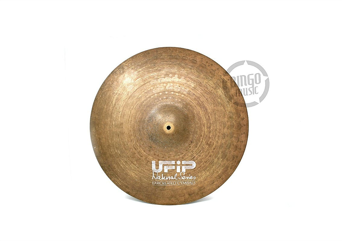 Ufip Natural Light Ride 20 Cymbal Cymbals Piatto Piatti