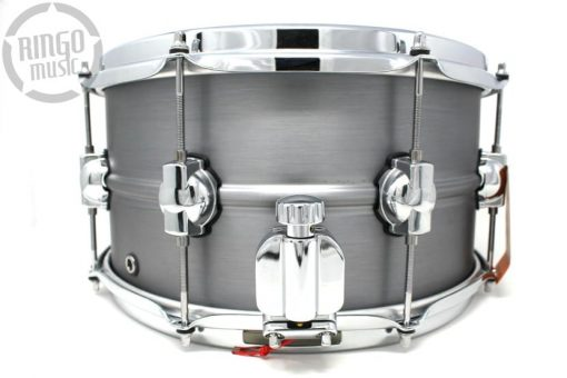 DS DrumSound Drum Sound Rebel Steel 13x7 Snare Snaredrum Drumsnare Rullante