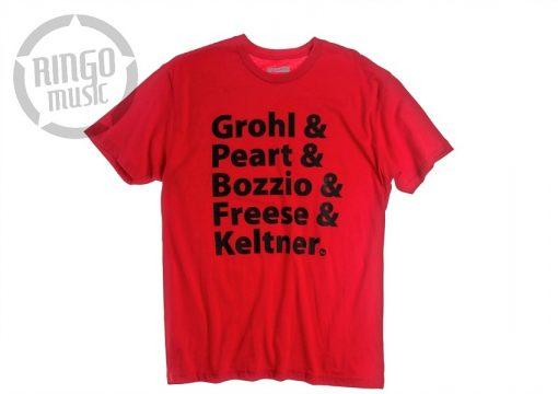 DW T-Shirt Artists