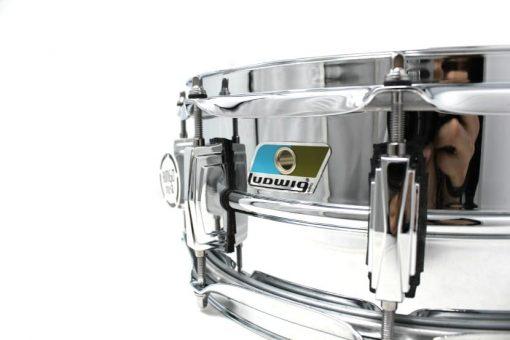 Ludwig Supraphonic LM400 14x5 Aluminum Alluminio snare snaredrum rullante drumsnare