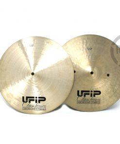 Ufip Class Series Heavy Hi-hat Hats Charleston Piatto Piatti Cymbal Cymbals CS-14HHH