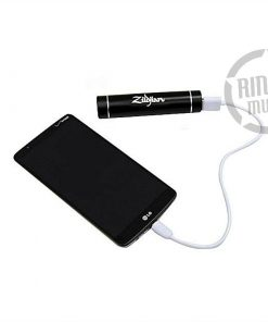 Zildjian Battery Powerbank Power Bank ZMBP Torch Torcia Led
