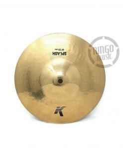 Zildjian K Splash 10 Cymbal Cymbals Piatto Piatti