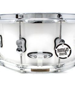 DW Drum Workshop Performance Maple 14x6,5 Gloss White Drums Drumsnare Snaredrum Rullante