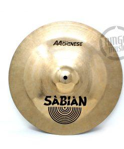 Sabian AA China 18 Chinese Cymbal Cymbals Piatti Piatto