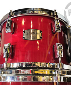 Yamaha Absolute Hybrid Maple Wenge Red Autumn RAU Drum Drums Drumset Batteria
