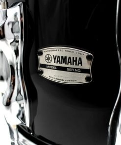 Yamaha Recording Custom Birch 9000 14x8 RBS1480 SOB Solid Black Drum Drums Drumsnare Snaredrum Rullante