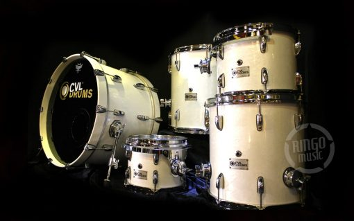 CVL Drums Drum Drumset Batteria Padouk