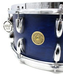 Gretsch Broadkaster Usa 14x6,5 Satin Azure Blue Drum Drums Drumsnare Snaredrum Snare Rullante
