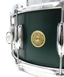 Gretsch Broadkaster Usa 14x6,5 Satin Cadillac Green Drum Drums Drumsnare Snaredrum Snare Rullante