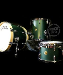 Gretsch Broadkaster Usa Satin Cadillac Green Drum Drums Drumset Batteria