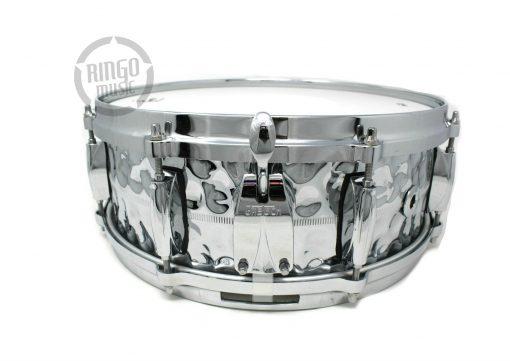 Gretsch-Usa-Custom-Hammered-Chrome-Over-Brass-COB-14x5-G4160HB-snare-snaredrum-rullante-drum-drums-drumsnare-ottone