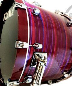 Tama Starclassic Walnut Birch WBS42S-LPO Lacquer Phantasm Oyster Drum Drums Drumset Batteria