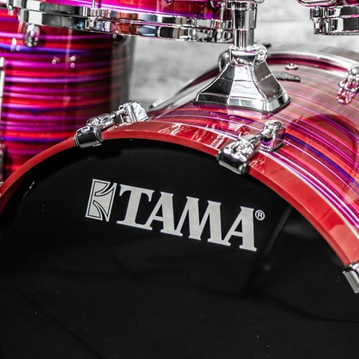 Tama Starclassic Walnut Birch WBS42S-LPO Lacquer Phantasm Oyster Drum Drums Drumset Batteria