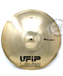 Ufip Crash 18 Class Brilliant Fast CS-18FC Cymbal Cymbals Piatto Piatti