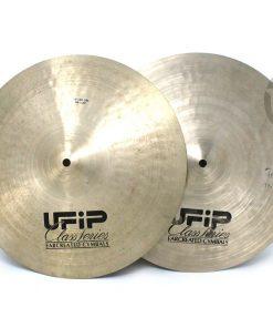 Ufip Hi-hat Hats Charleston 15 Class Medium CS-15HH Cymbal Cymbals Piatto Piatti