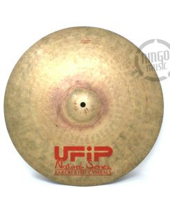Ufip Natural Crash 17 NS-17 Cymbal Cymbals Piatto Piatti