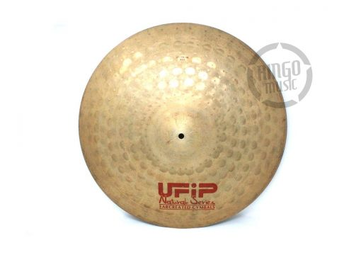 Ufip Natural Series Ride 21 Piatto Piatti Cymbal Cymbals NS-21LR