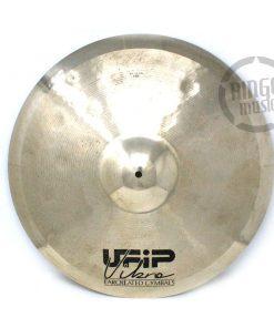 Ufip Vibra Ride 22 VB-22R Cymbal Cymbals Piatto Piatti