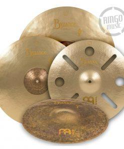 Meinl Byzance Vintage Benny Greb Set BV-480+B16TRC Cymbal Cymbals Piatto Piatti