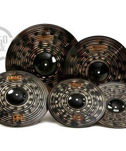 Meinl Classics Custom Dark Set Kit CCD460 CCD141620 18 Cymbal Cymbals Piatto Piatti